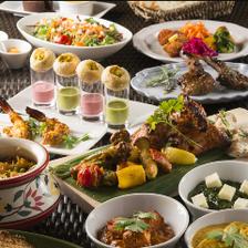 素材や調理法にこだわったインド料理