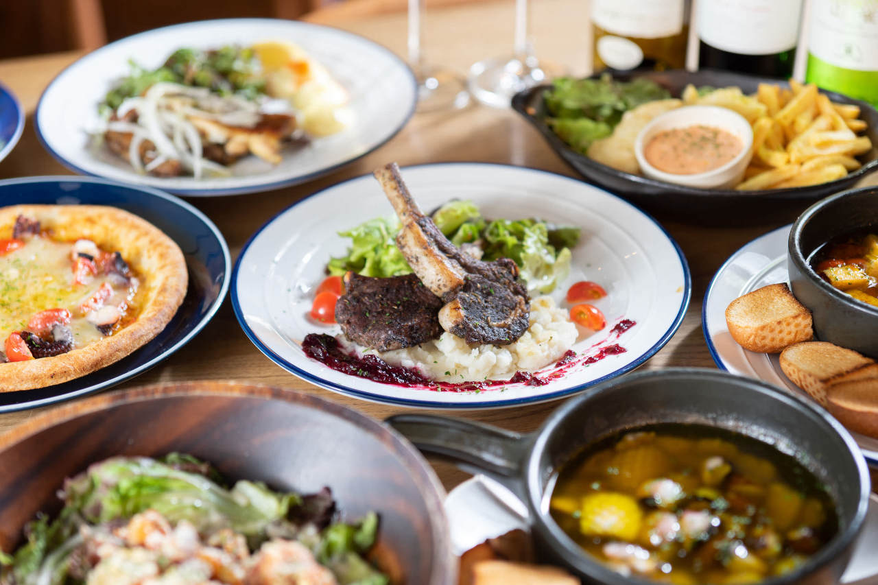 IMU HOTEL KYOTO Cafe&Restaurant
