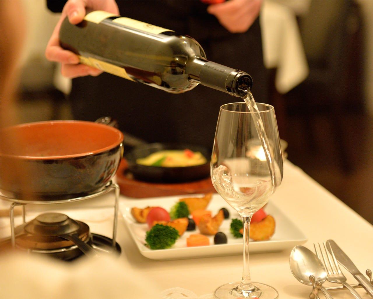 世界の食トレンド ワインペアリング