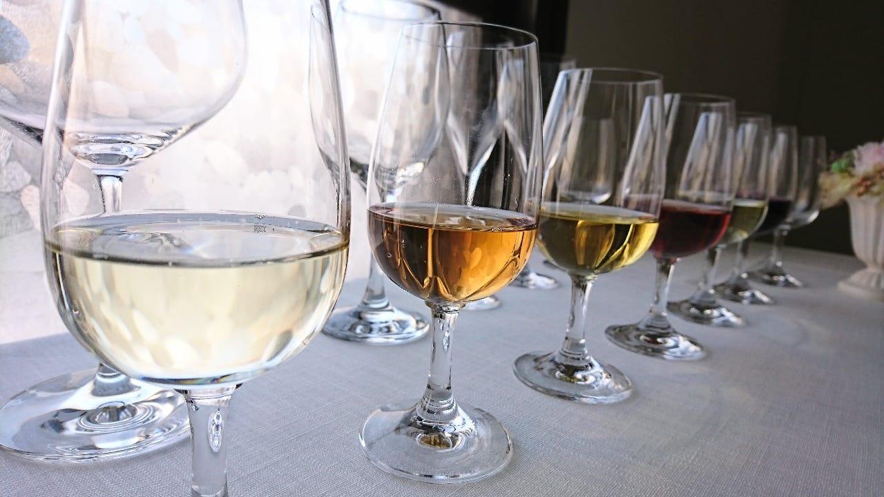 ワインは酔う為ではなく 料理を愉しむ為の飲む調味料
