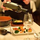 ワインは料理の味と人の心を豊かにする素敵な「飲む調味料」