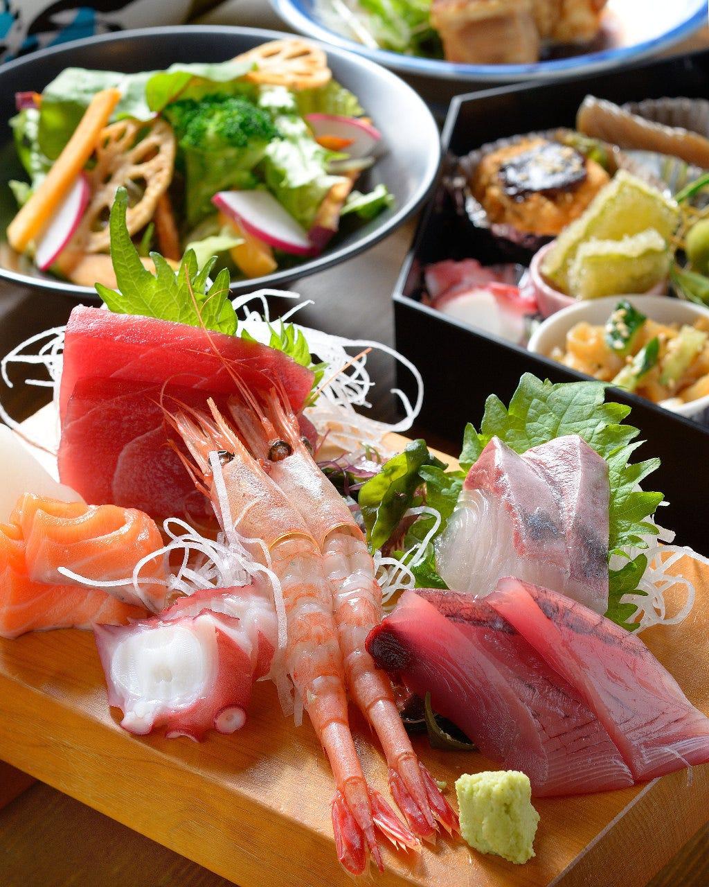 いつも新鮮な鮮魚をご用意!