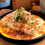 鉄板!豆腐ステーキ