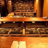 貸切ならお客様だけの空間で気兼ねなく宴を満喫