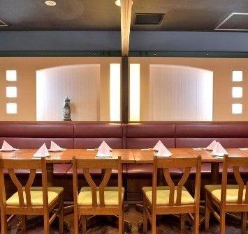 ビヤレストラン銀座ライオン 横浜スカイビル店 店内の画像
