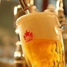 『生ビール』全6種ご用意