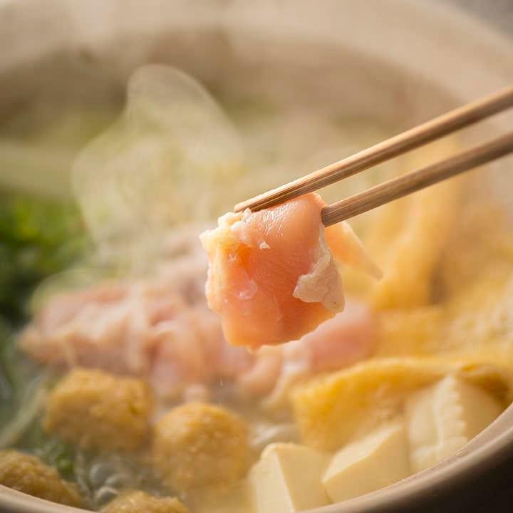 朝引き鶏と厳選した料理を楽しめる!!『宮中スペシャルセット』全5品・4,980円(税込)
