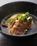 しゅんだ大根にしっかりとした味わいの豚の角煮