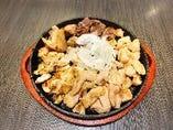 焼鶏盛り合わせ(5種)