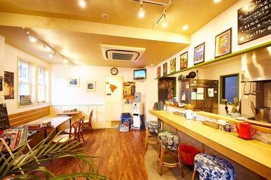 麺屋 Hulu‐lu  店内の画像