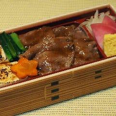 鹿児島県産黒毛和牛すき焼き重弁当