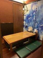 完全個室の座敷もあります!!