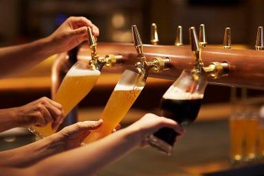 クラフトビールダイニング BEER&246 aoyama brewery コースの画像