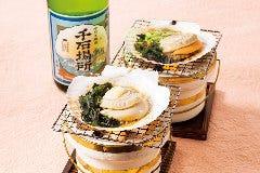 ホタテのバター焼き/磯焼き