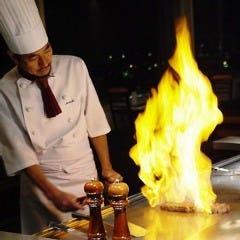 鉄板焼レストラン八景