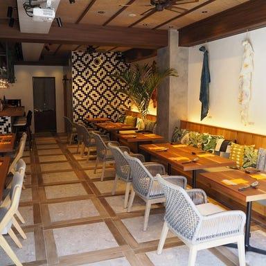 MOANA cafe&diner  店内の画像