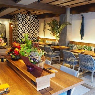 MOANA cafe&diner  コースの画像