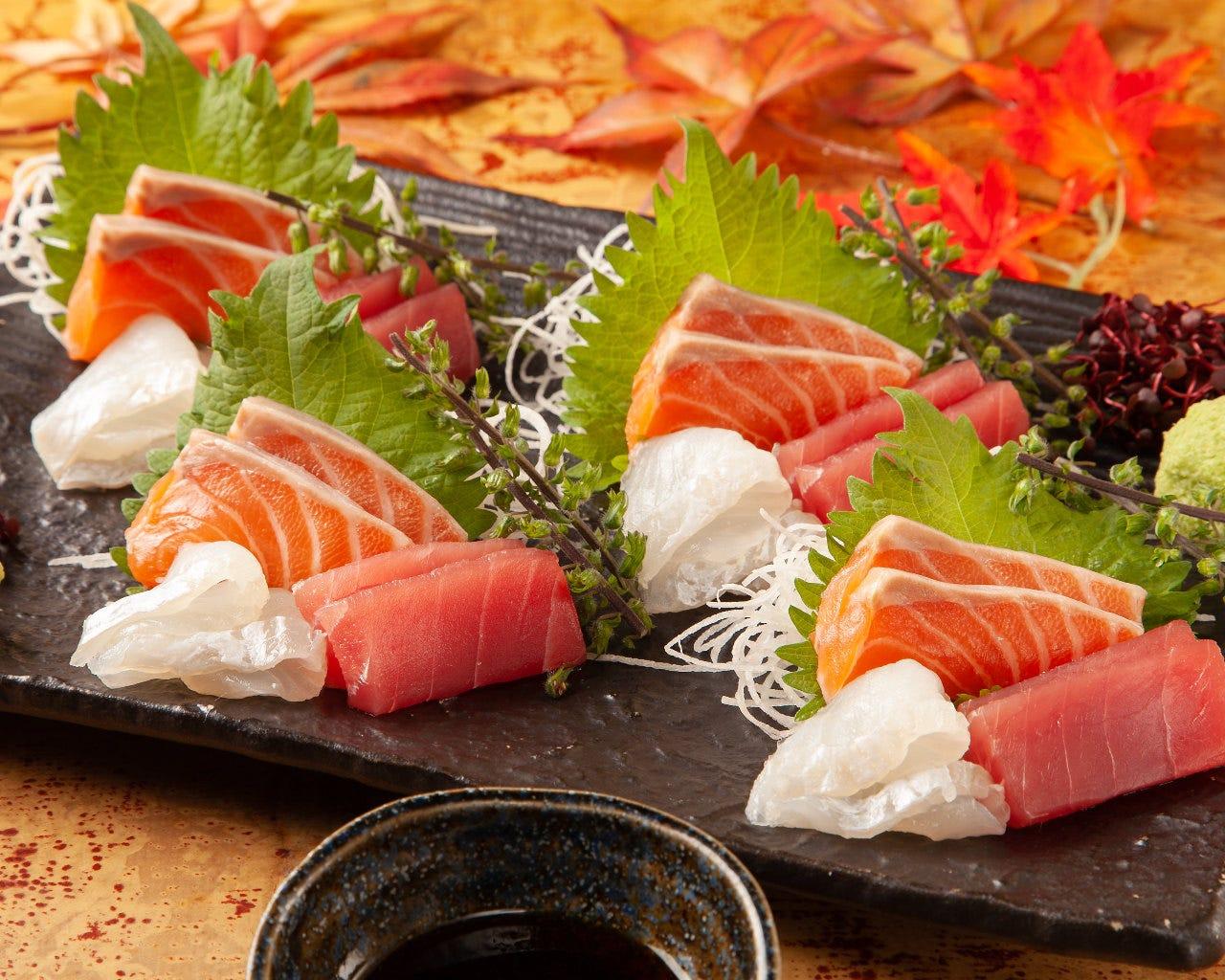 産地直送の旬の鮮魚を味わう
