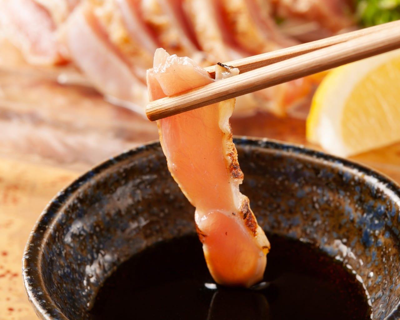 薩摩地鶏  from ヤブサメファーム