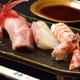 にぎり寿司をメインとした寿司懐石は、大人気!