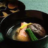 本格京料理をどうぞ。