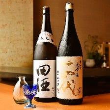 ◆寿司に合う日本酒