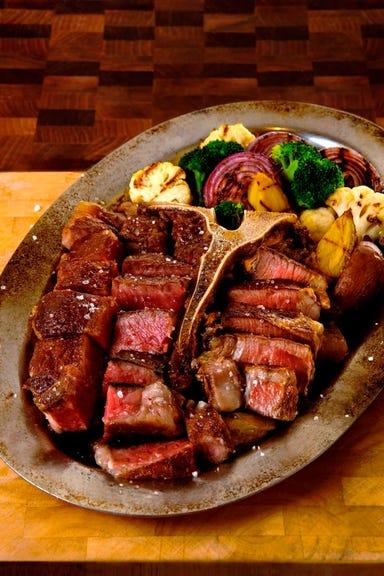 門崎熟成肉ステーキ 肉屋 格之進F  メニューの画像