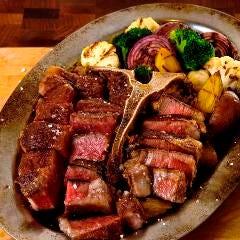 門崎熟成肉ステーキ 肉屋 格之進F