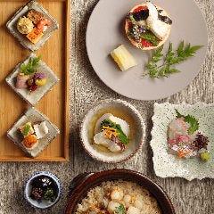 神戸メリケンパークオリエンタルホテル 日本料理 石庭