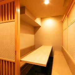 〈少人数でのご宴会や親しい友人との同窓会に〉BOX席型個室