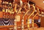 生ビール4種類!豊富なドリンクの種類&オリジナルカクテル