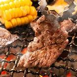厳選した国産牛の焼肉を存分に楽しめる飲み放題付コースをご用意