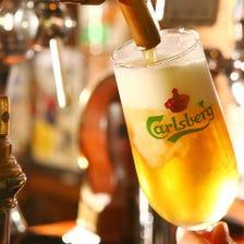 ギネスビール-各国のBEERをご堪能-