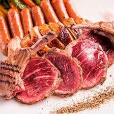 ROAD HOUSE スペシャル肉と野菜のコンボ