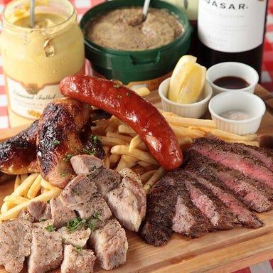 Steak & Wine TRE TRE(トレトレ)  こだわりの画像