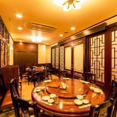 横浜中華街 窯焼き北京ダック食べ放題 龍翔記 店内の画像