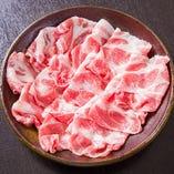 国産肉は店長の厳選