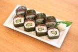 新鮮な「ねむろさんま」を使用したお寿司も♪