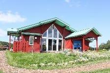 ◆牛舎を改装したオシャレ空間