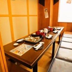 くつろぎ個室と焼き鳥食べ放題 縁宴 藤沢駅前店 店内の画像