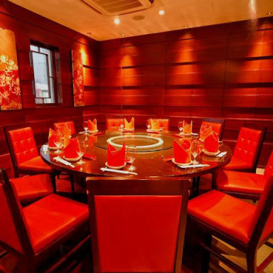 中国料理 青冥 Ching-Ming 堂島本店 店内の画像