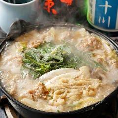 ~塩炊き鍋~