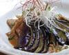 茄子と豚肉の辛味噌炒め
