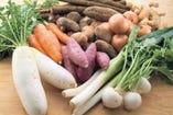 愛媛の「もり自然農園」から直送の旬の野菜 もちろん無農薬です!