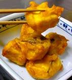金時芋の新食感フライドポテト