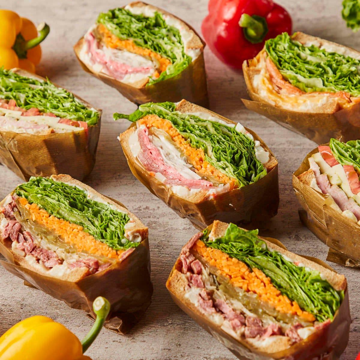 美味しいサンドイッチセット・プレートランチをご用意♪