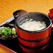 古来大和料理を現代風にアレンジ