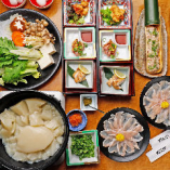 地鶏で仕立てる料理を揃えた宴会コース2,500円(税抜)〜