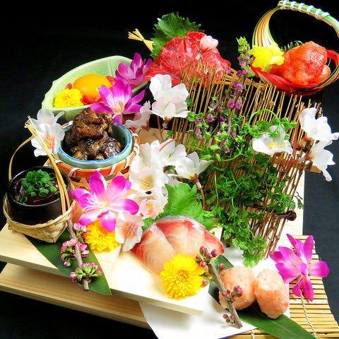 九州の名物料理を堪能