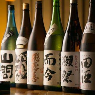 全国の地酒&焼酎とこだわりビール!!